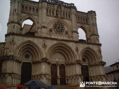 Catedral de Cuenca - Barrios de Cuenca; viajes noviembre